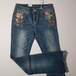 Grace in La Denim Boot Cut Jeans